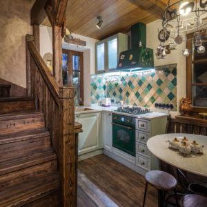 Французское шале в подмосковном гостевом доме