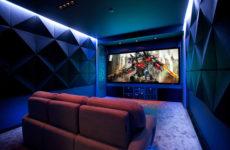 Проект недели: Домашний кинотеатр с атмосферным звуком и светом