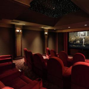 Хороший вопрос: Как выбрать комнату для кинотеатра