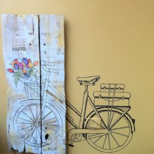 Спорт и жизнь: Где парковать велосипед в маленькой квартире