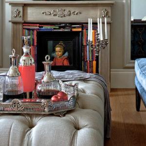 Domasan-Море и классика в интерьерах московской квартиры
