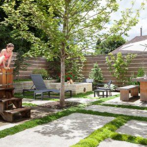 Проект недели: Студия писателя и сад в японском стиле