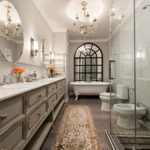 Дайджест: Необычные ванные комнаты, откуда не хочется уходить