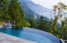 Мир дизайна: 15 бассейнов мечты с великолепными видами