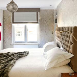 В тесноте, да не в обиде: Планировка маленькой спальни