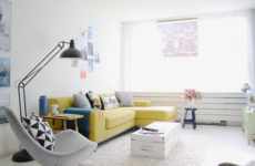 Нидерланды: Непринужденная атмосфера в маленькой квартире в Гааге
