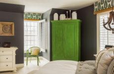 Цветные шкафы и комоды: Как правильно подобрать цвет