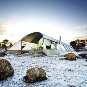 Архитектура: Дом в горах — 4 высокоэффективных проекта из Австралии