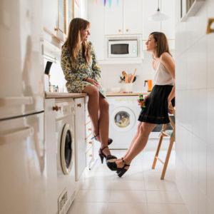 Мир дизайна: 10 способов жить в гармонии   с соседями по квартире