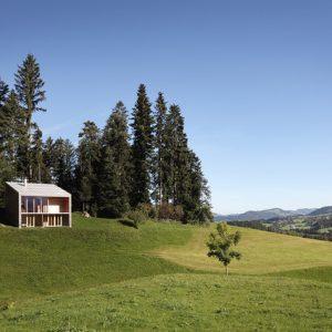 Австрия: Летний домик – настоящая архитектура с малым бюджетом
