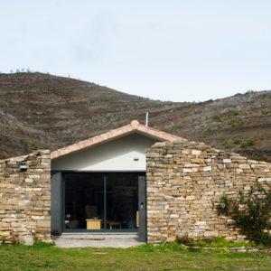 Испания: Дом с налетом рустики в Пиренеях