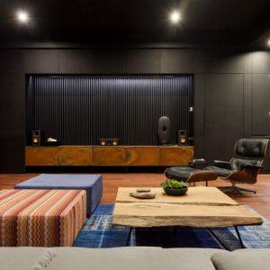Украина: Домашний офис в стиле дзен