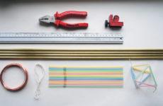 DIY: Рождественские химмели из металлических трубок