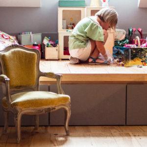 Франция: Квартира коллекционера со скелетом и кухней-органом