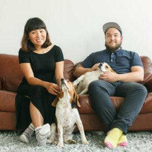 В гостях: Как живут Евгений, Эми и их собаки Рок & Ролла в Хельсинки