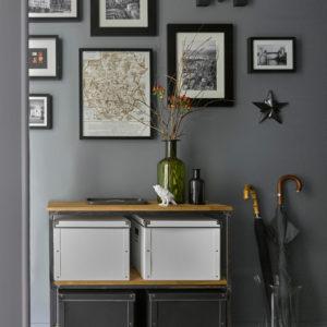 Новый бежевый: Как использовать серый цвет в интерьере