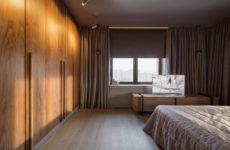 Оттенки песка и меда в квартире с идеальным порядком