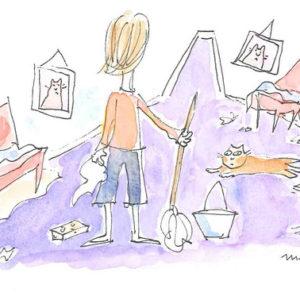 Вечная уборка дома: Как перестать постоянно наводить порядок