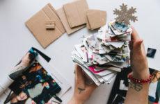 DIY: Объемная елка из бумаги своими руками