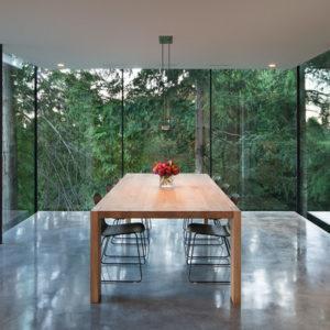 Канада: Кубистская архитектура в сочетании с природой
