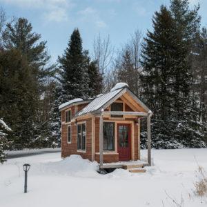 США: Крошечный дом для счастливой жизни