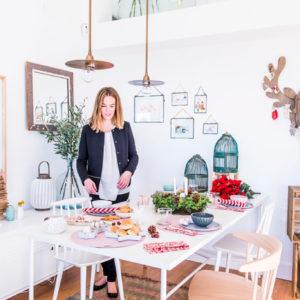 Ярко и свежо: Накрываем рождественский стол в скандинавском стиле