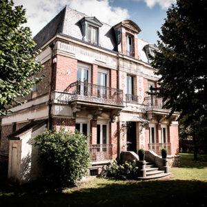 Франция: Старинный особняк вместо шести квартир