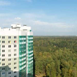 В гостях: Квартира с видом на лес и деревянным декором в Красногорске