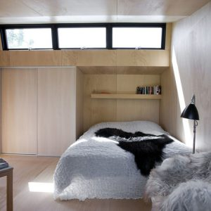 Дания: Маленькая Япония в доме площадью всего 17 кв.м