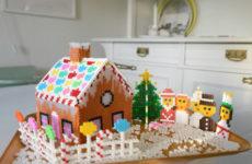 Швеция: Загородное Рождество в семье с пятью детьми