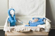 DIY: Ящик для хранения детских игрушек из чемодана