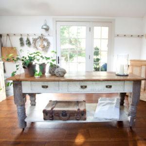США: Уютный дом с антикварной мебелью в Нью-Гемпшире