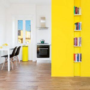 С миру по идее: Как удобно расставить книги в квартире?