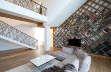 Архитектура: Подмосковный дом в стиле эко-минимализм