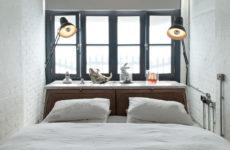 С миру по идее: Как сделать маленькую спальню удобной