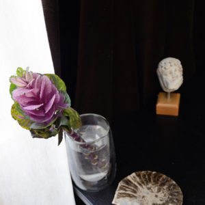 Квартира для коллекции мелкой пластики, живописи и скульптур