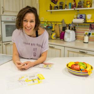 В гостях: Яркая кухня и страсти по пасте в питерской квартире