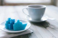 DIY: сахар в форме корабля