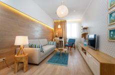 Эко-квартира для отдыха у моря