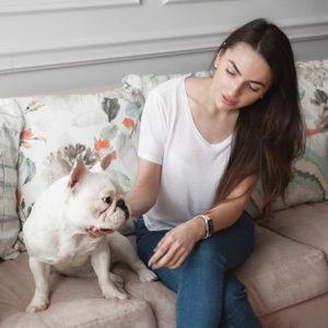 В гостях: Маленькая квартира для молодой девушки-юриста, кошки и собаки