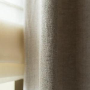 Натуральный лен для штор: Не так прост, как кажется