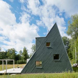 Швеция: Летний дом в Даларне