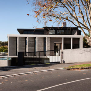 Hовая Зеландия: Современный дом в историческом квартале в Окленде