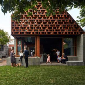 Австралия: Ремонт, вдохновленный местной культурой кафе
