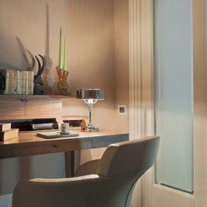 Квартира с элементами ар деко и венского модерна