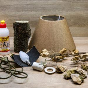DIY: Как изготовить деревянные светильники своими руками