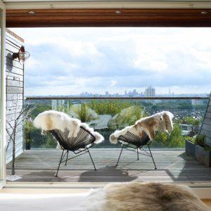 Фотоохота: 87 балконов, вдохновляющих дизайном и видом на город