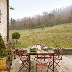 Италия: Как отреставрированный сельский дом обрел вторую жизнь