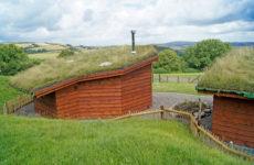 Британия: Восьмиугольный дом в Западном Уэльсе