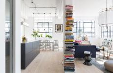 С миру по идее: Как обыграть колонны в интерьере квартиры